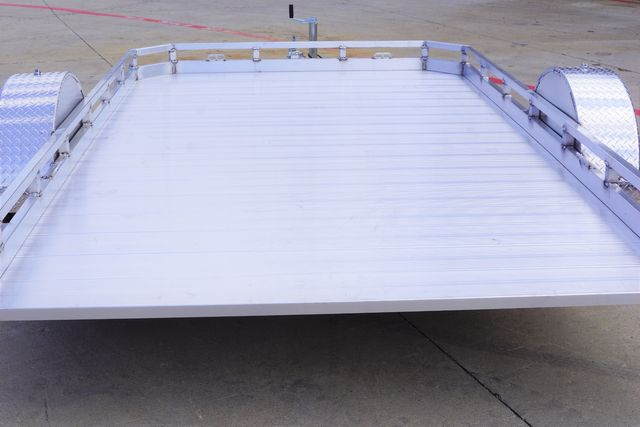 2021 Legend 7' X 12' All Aluminum Tilt Trailer With Torison Axles and Hydraulic Dampener $3795 in Keller, TX 76111