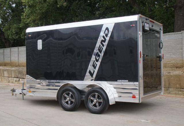 2021 Legend LEGEND DELUXE V-NOSE 7X15 USED in Keller, TX 76111
