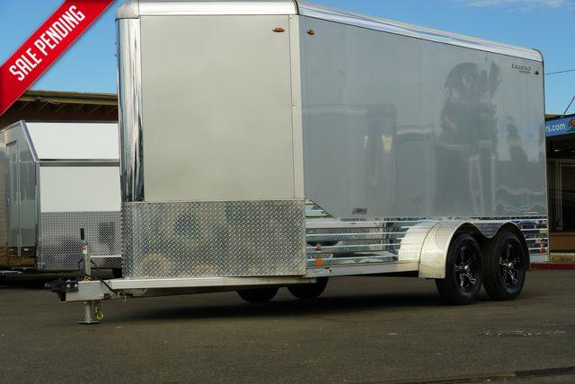 2021 Legend Deluxe Vnose 7 X 14+3 $10995 in Keller, TX 76111