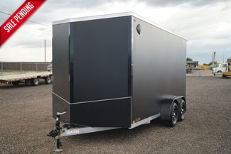 2021 Legend Explorer All Aluminum Framed 7' x 14' V-Nose Cargo Trailer in Keller, TX 76111
