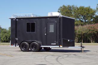 2021 Legend 7' x 16' Baja Package By Complete Trailers in Keller, TX 76111