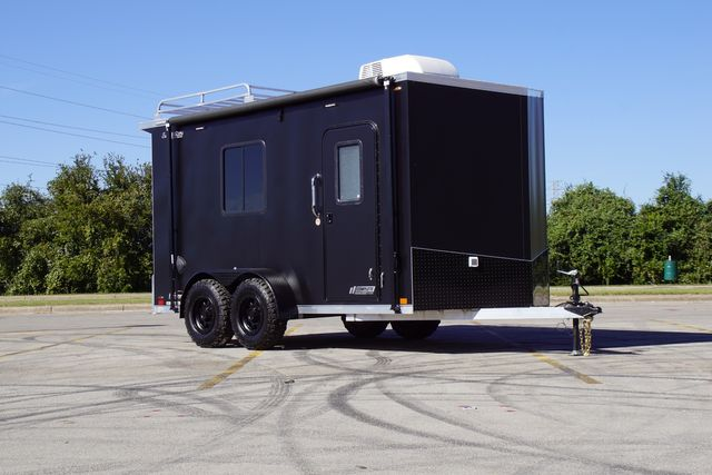 2021 Legend 7' x 16' Baja Package By Complete Trailers in Keller, TX 76111