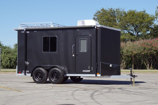 2021 Legend 7' x 16' Baja Package By Complete Trailers