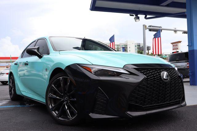 2021 Lexus IS 350 F SPORT in Miami, FL 33142