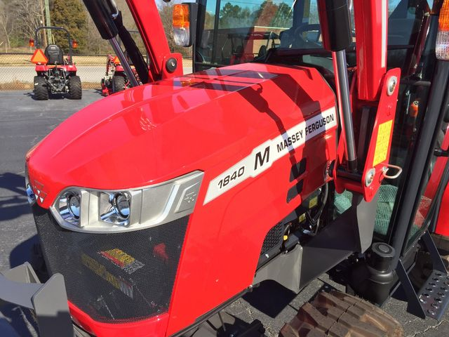 2021 Massey Ferguson MF1840M Cab in Madison, Georgia 30650