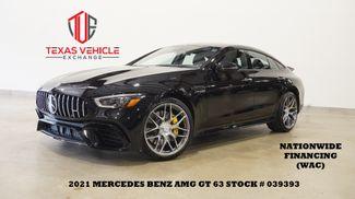 2021 Mercedes-Benz AMG GT 63 S MSRP 177K,HUD,ROOF,360 CAM,541 MILES in Carrollton, TX 75006