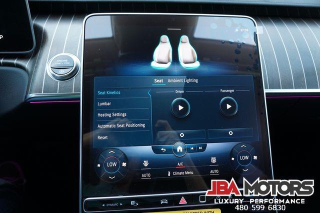 2021 Mercedes-Benz S580 AMG Sport Pkg S Class 580 Sedan 4MATIC ~ 34 MILES in Mesa, AZ 85202