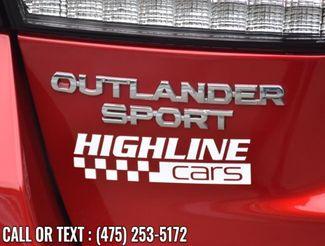 2021 Mitsubishi Outlander Sport S Waterbury, Connecticut 8