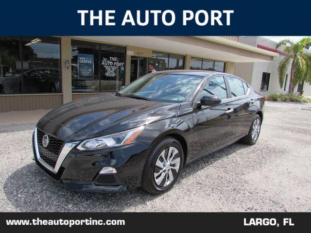 2021 Nissan Altima 2.5 S in Largo, Florida 33773