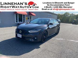 2021 Nissan Maxima Platinum in Bangor, ME 04401