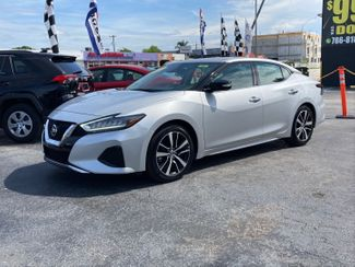 2021 Nissan Maxima SV in Hialeah, FL 33010