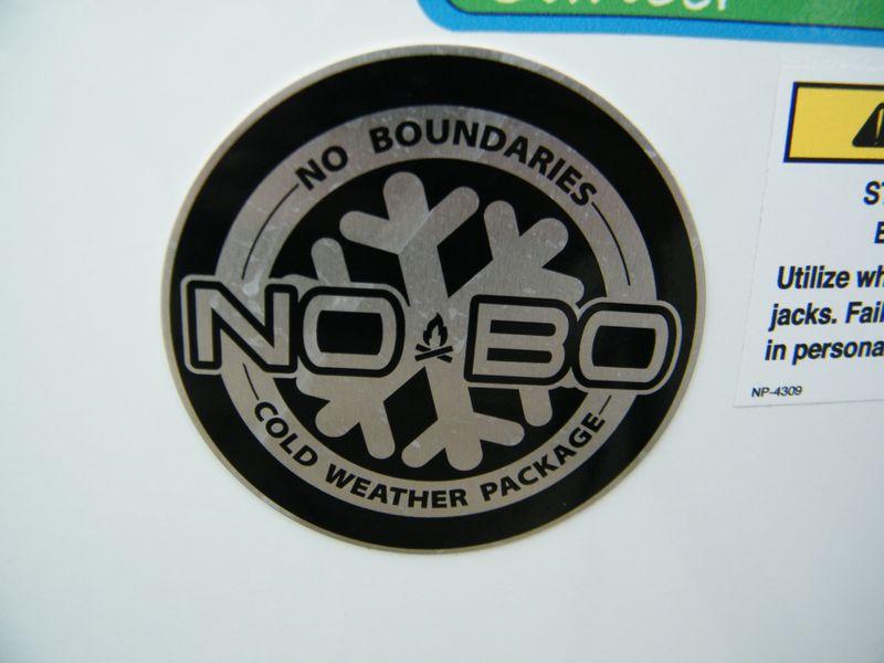 2021 No Boundaries No Bo 19.8 Back Country  in Surprise, AZ