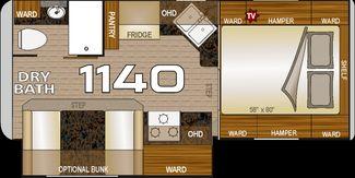 2021 Northwood ARCTIC FOX 1140  in Pueblo West, Colorado