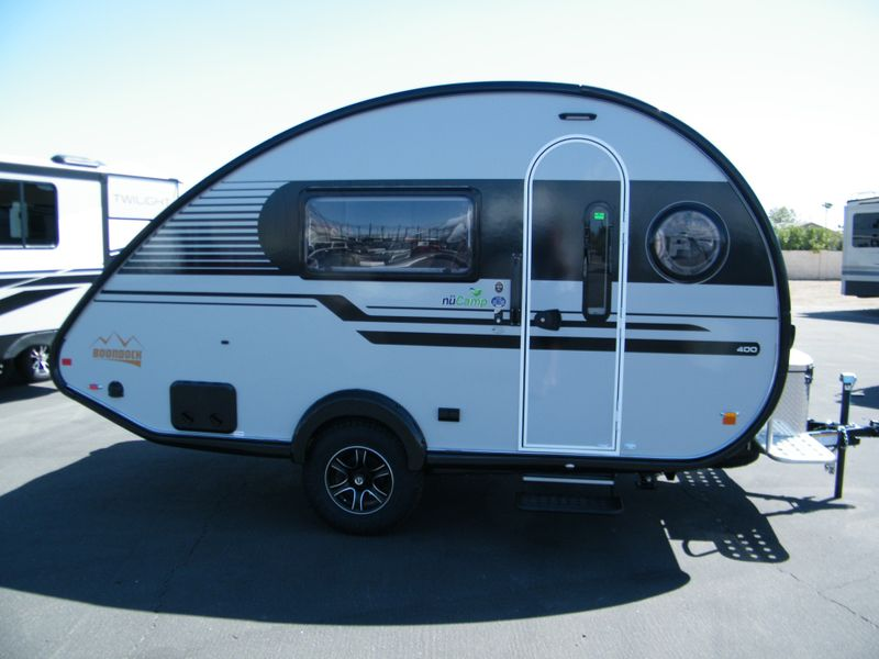 2021 Nu Camp T@B TAB 400 Boondock  in Surprise, AZ