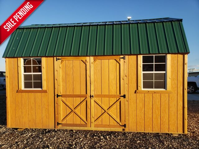 2021 Old Hickory Shed 10x16 Lofted Side Bard