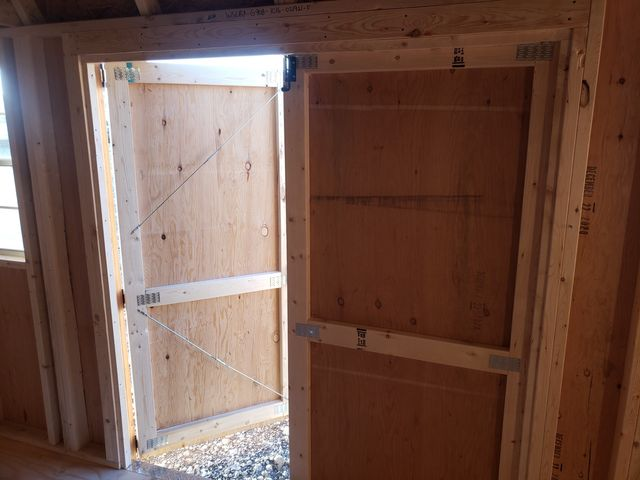 2021 Old Hickory Shed 10x16 Lofted Side Bard in Dickinson, ND 58601