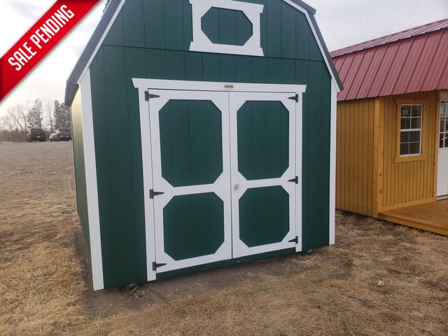 2021 Old Hickory Sheds 10x12 Lofted Barn