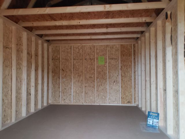 2021 Old Hickory Sheds 10X16 LOFTED BARN in Dickinson, ND 58601