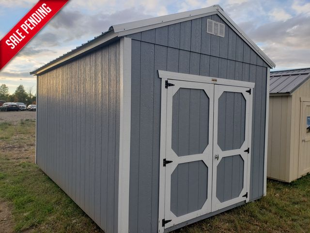 2021 Old Hickory Sheds 10x16 Utility Shed