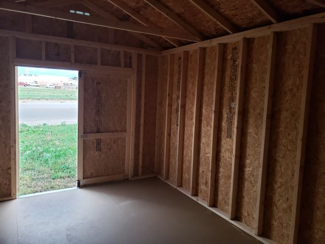 2021 Old Hickory Sheds 10x16 Utility Shed in Dickinson, ND 58601