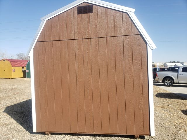 2021 Old Hickory Sheds 10x16 Lofted Barn Side door in Dickinson, ND 58601