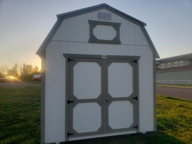 2021 Old Hickory Sheds 10x16 Lofted Barn