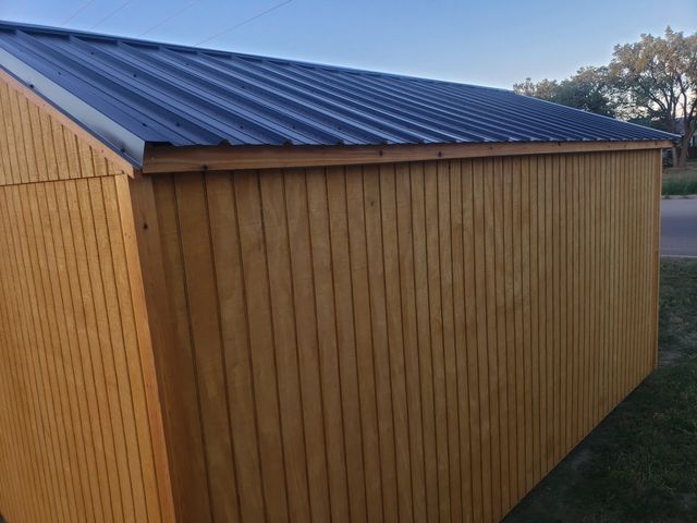 2021 Old Hickory Sheds 10x16 Utility in Dickinson, ND 58601