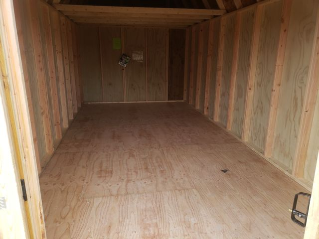 2021 Old Hickory Sheds 10x20 Lofted Barn in Dickinson, ND 58601