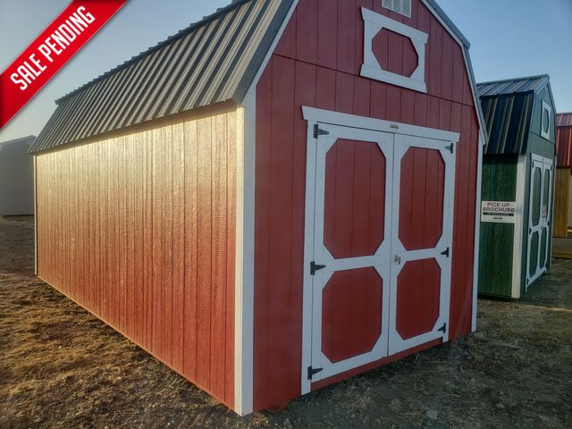 2021 Old Hickory Sheds 10x20 Lofted Barn