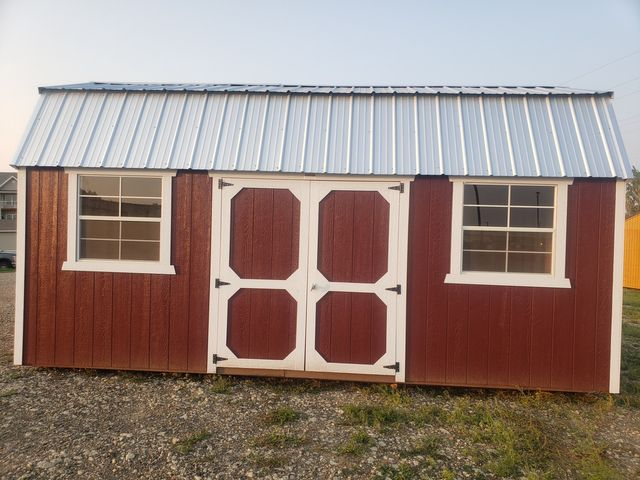 2021 Old Hickory Sheds 10x20 Lofted Side Barn