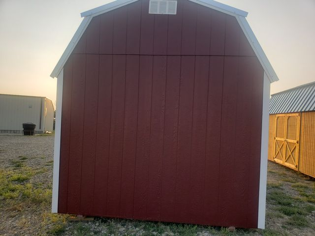 2021 Old Hickory Sheds 10x20 Lofted Side Barn in Dickinson, ND 58601