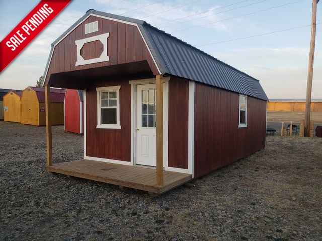 2021 Old Hickory Sheds 12X28 LOFTED BARN PLAYHOUSE