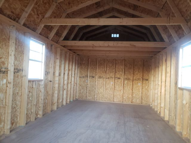 2021 Old Hickory Sheds 12X28 LOFTED BARN PLAYHOUSE in Dickinson, ND 58601