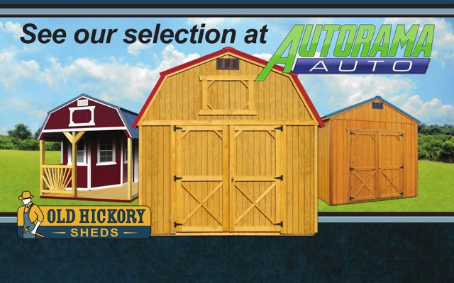 2021 Old Hickory Sheds 8X12 UTILITY 7FT in Dickinson, ND 58601
