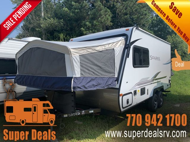 2021 Palomino Solaire Expandable 163X in Temple, GA 30179