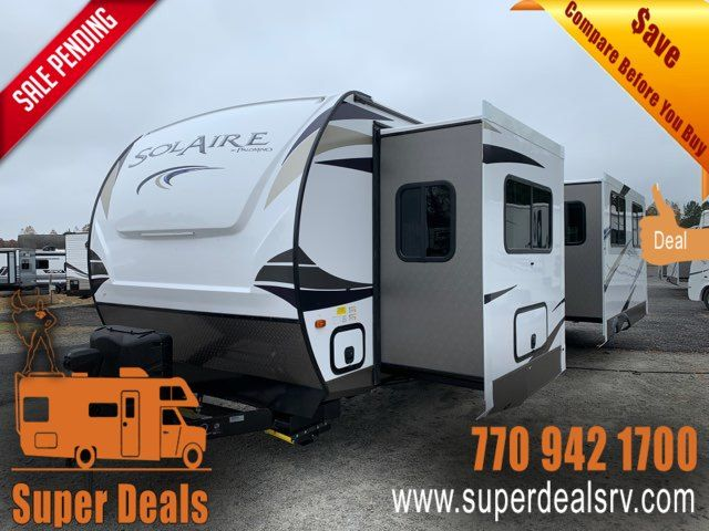2021 Palomino Solaire Ultra Lite 316RLTS