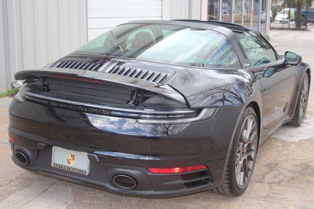 2021 Porsche 911  4S Targa Houston, Texas 19