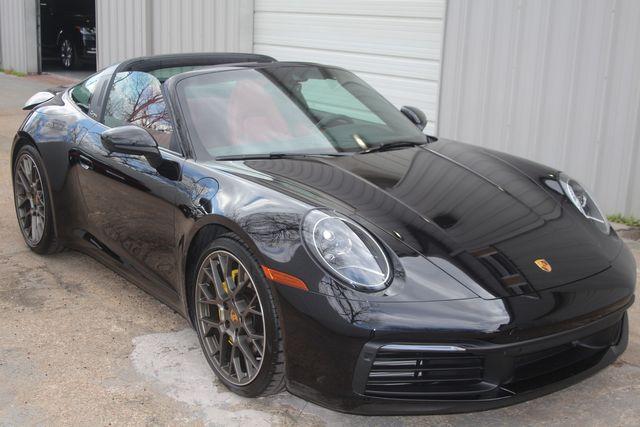 2021 Porsche 911  4S Targa Houston, Texas 3