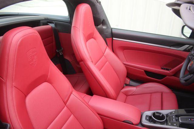 2021 Porsche 911  4S Targa Houston, Texas 35