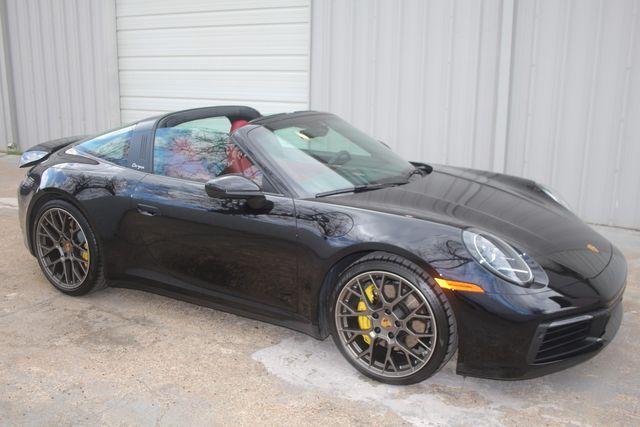 2021 Porsche 911  4S Targa Houston, Texas 6