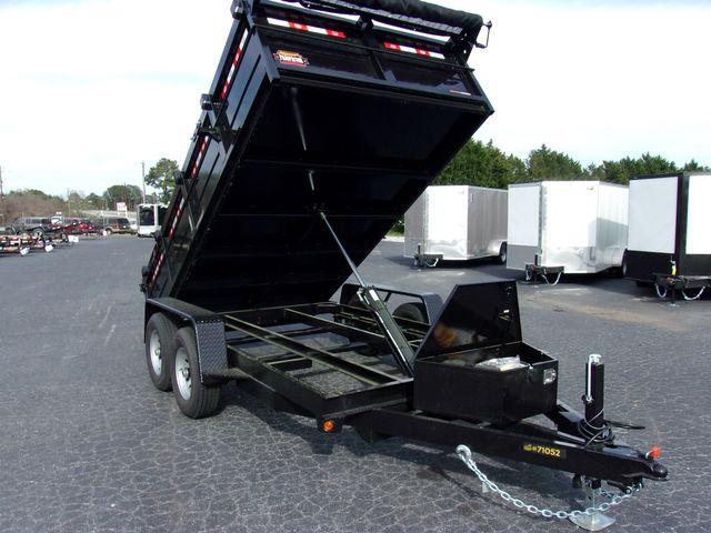 2021 Dump Trailer Prospector 6x12 5 Ton Dump