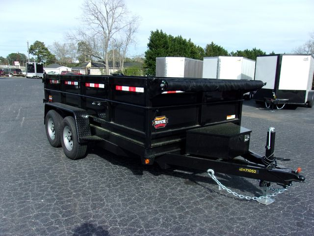 2021 Dump Trailer Prospector 6x12 5 Ton Dump in Madison, Georgia 30650