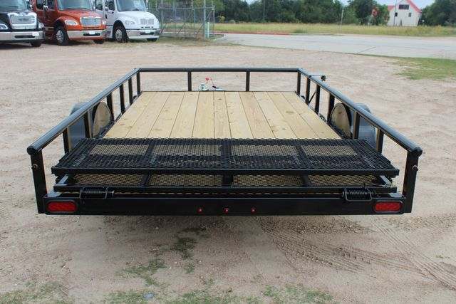 "2021 Psa - 12 12'X83"" - SINGLE AXLE  UTILITY UTILITY TRAILER WITH BIFOLD GATE CONROE, TX 16"
