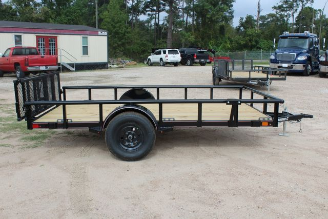 "2021 Psa - 12 12'X83"" - SINGLE AXLE  UTILITY UTILITY TRAILER WITH BIFOLD GATE CONROE, TX 20"