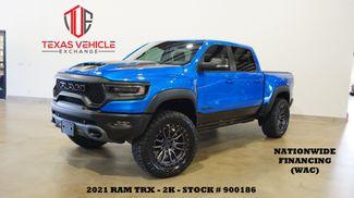 2021 Ram 1500 TRX 4X4 LIFTED,HUD,ROOF,NAV,360 CAM,FUEL 22'S,2K in Carrollton, TX 75006