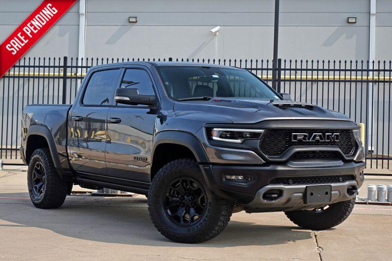 2021 Ram 1500 TRX* TRX Level 2* Carbon Fiber* Technology Pkg*** | Plano, TX | Carrick's Autos in Plano TX