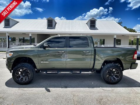 2021 Ram 1500 HEMI SPORT 4X4 V8 BIGHORN LEATHER LIFTED in Plant City, Florida