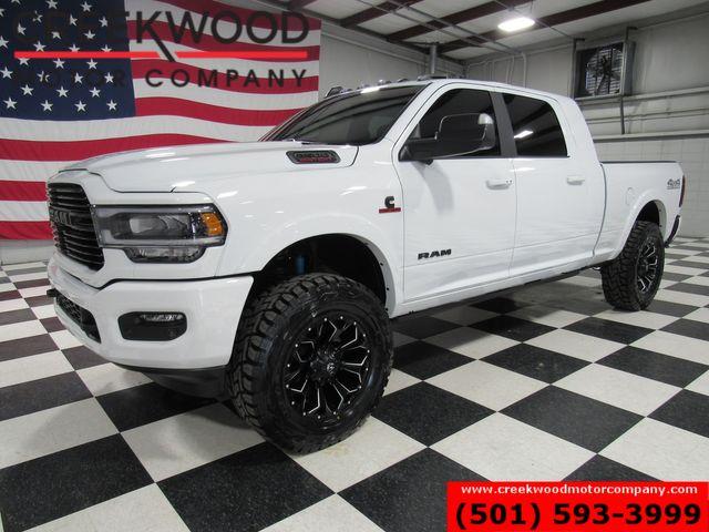 2021 Ram 2500 Dodge Laramie 4x4 Diesel White Nav Roof 20s New Tires in Searcy, AR 72143