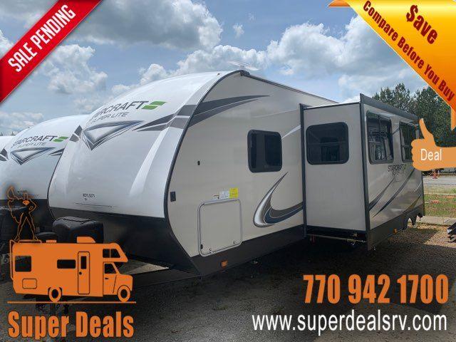 2021 Jayco Starcraft Super Lite 261BH in Temple, GA 30179