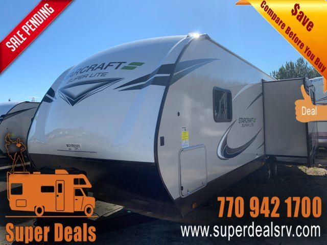 2021 Jayco Super Lite 262RL in Temple, GA 30179